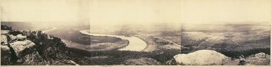 Panoramic_from_Lookout_Mountain_Tenn.,1864