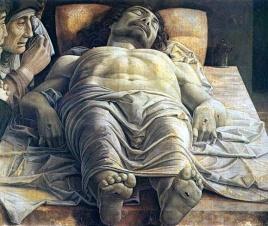 El regreso Cristo Muerto