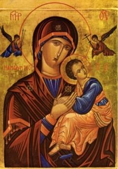 El regreso Maternidad cristiana
