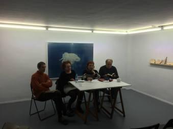 Presentación Río incurable de Jorge Alemán