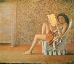 Katia leyendo